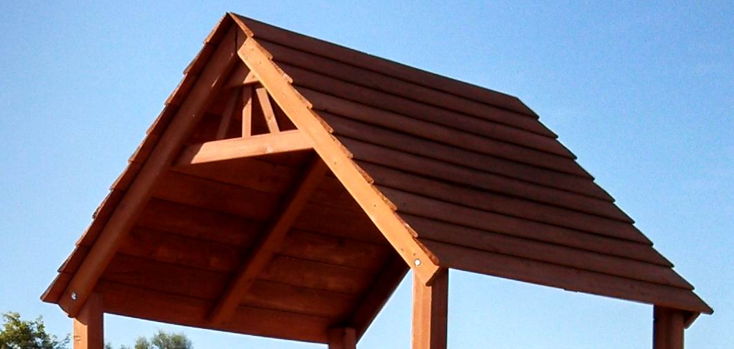Replacement Wood Roof