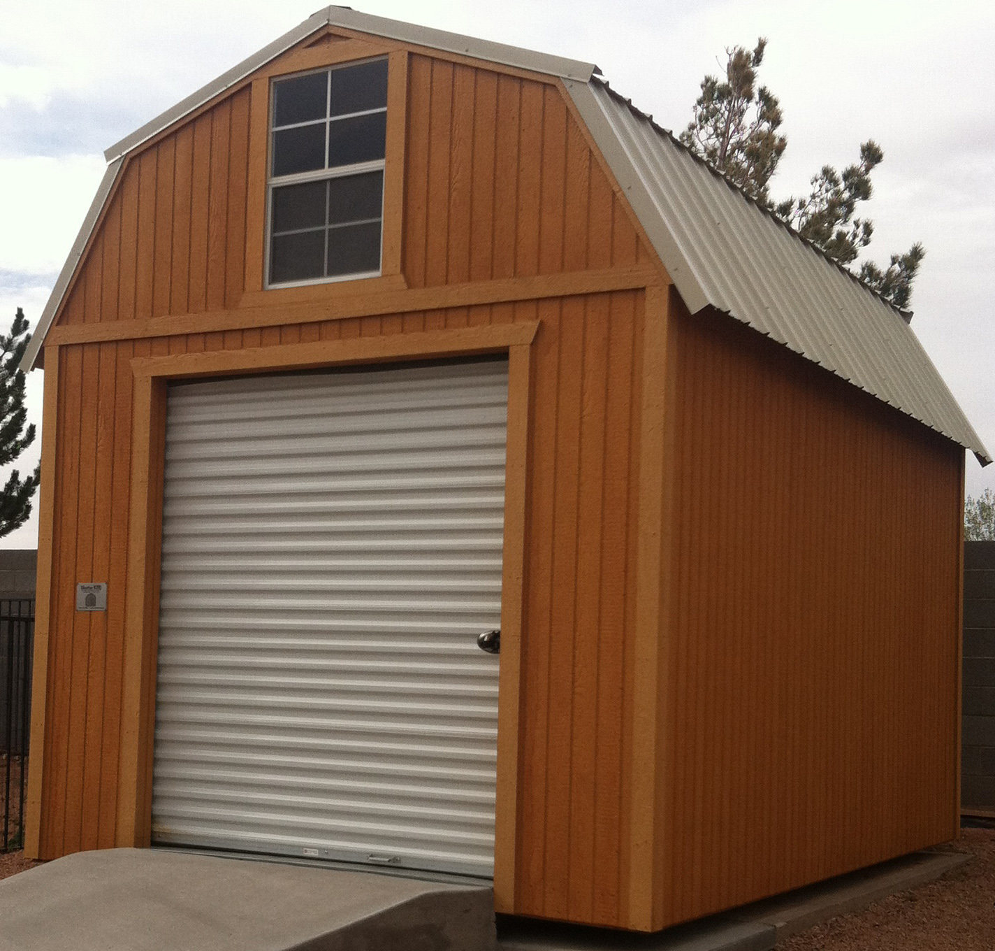 100 12x20 Storage Shed With Loft Littlestown Sheds