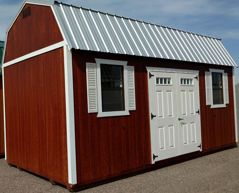 10x20 Shed House Classic Sheds Storage Buildings 10x20