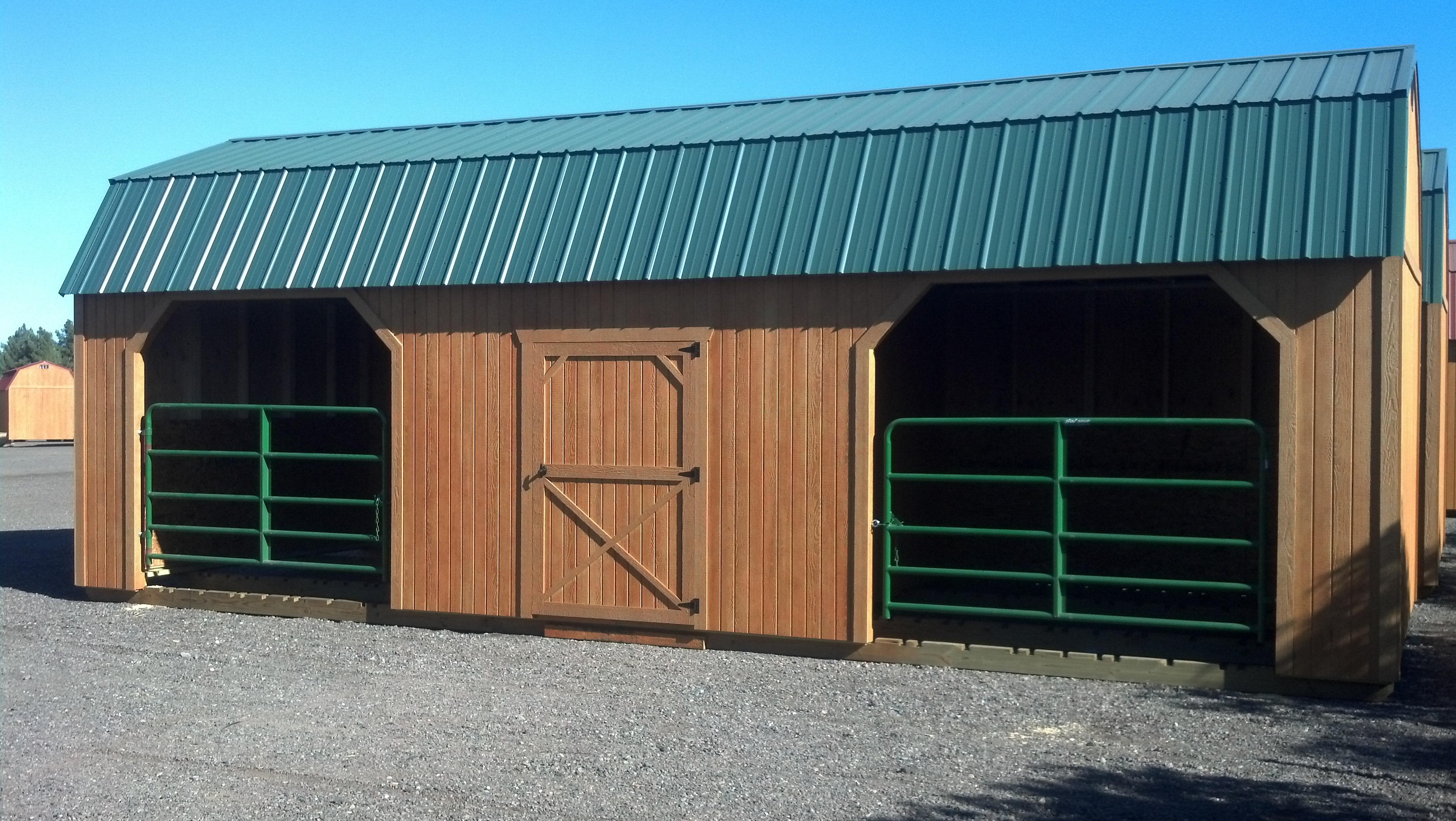 wv built outdoor amish our and now available barn at delivered horse new img here all are va models custom modular see barns product alert md