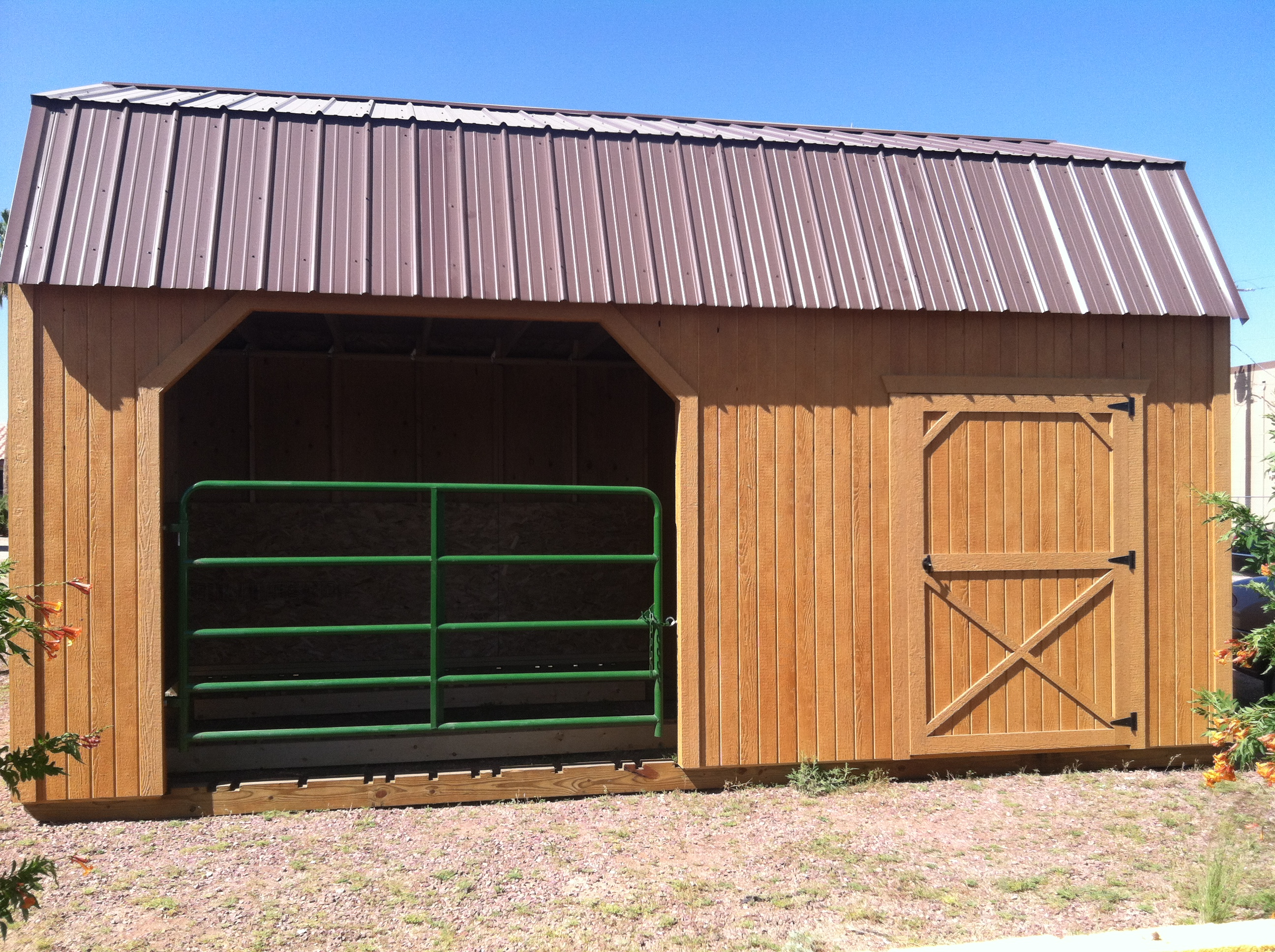 horse hilltop ins pin amish portable run structures barns manufacturer sheds and barn