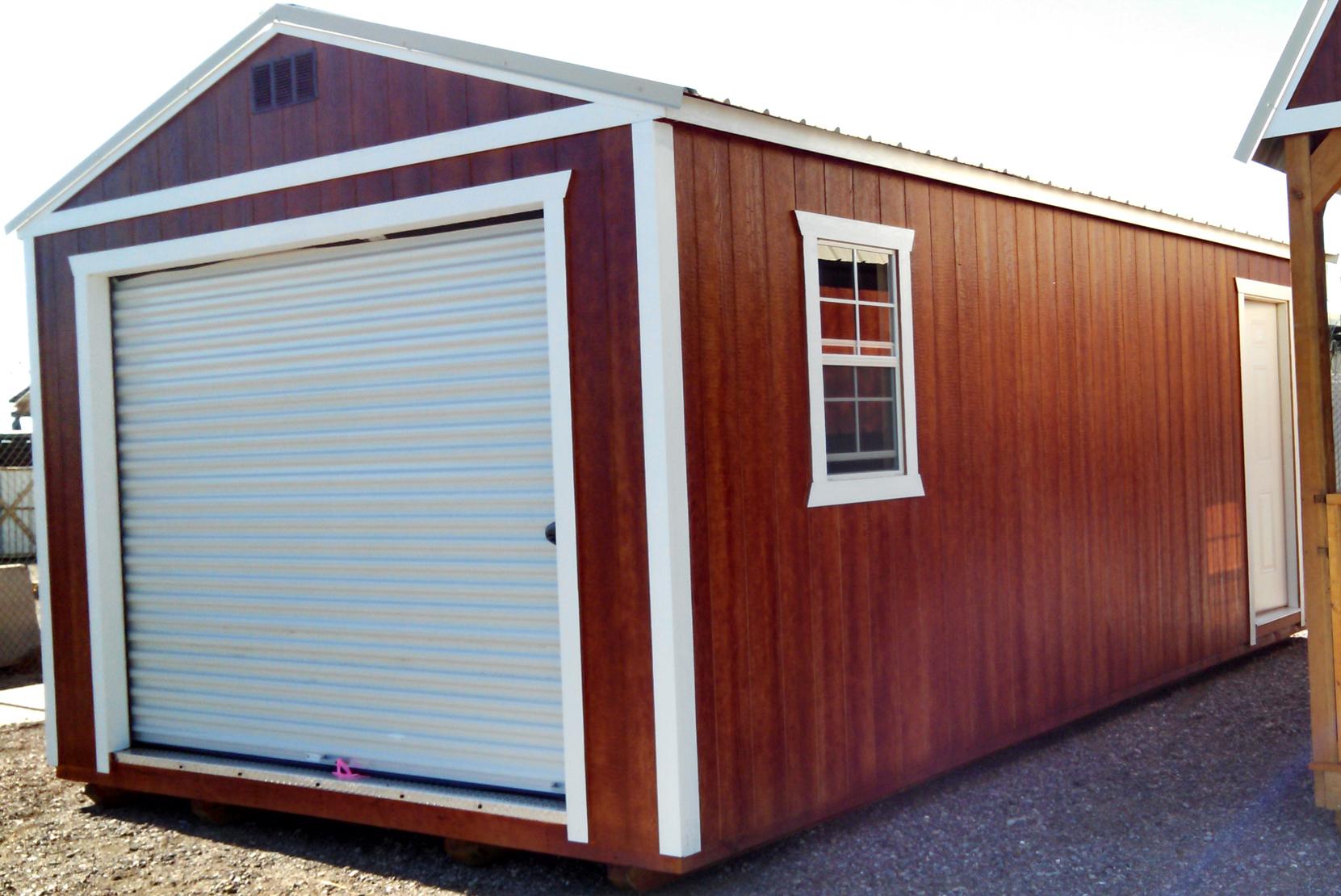 double car garage plus a single garage with 18 foot door exclusive richard s garden center garden city nursery
